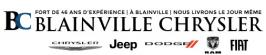 Blainville Chrysler Jeep Dodge