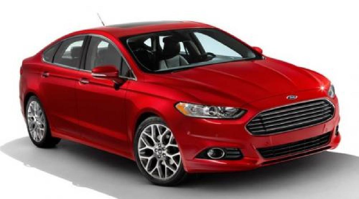 Ford Fusion 2013 : l'affaire est dans le sac