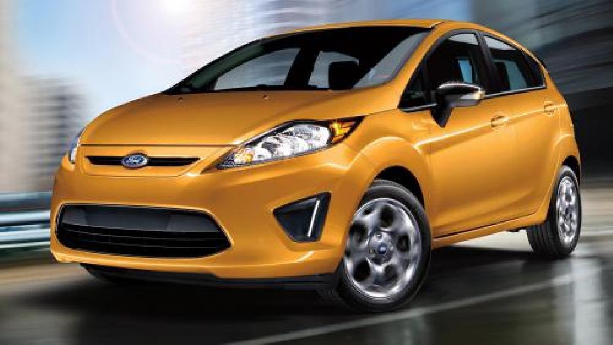 Ford, Fiesta, 2013