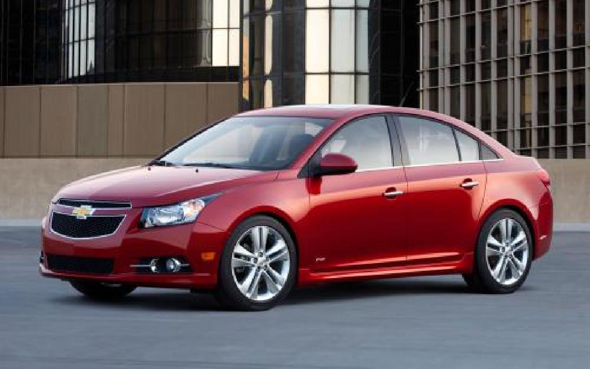 Chevrolet Cruze 2013 : Une lueur d'espoir?