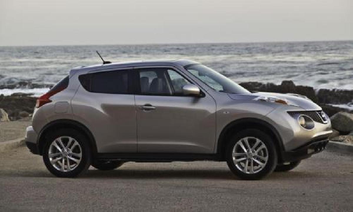 Nissan Juke 2013 : pas comme les autres