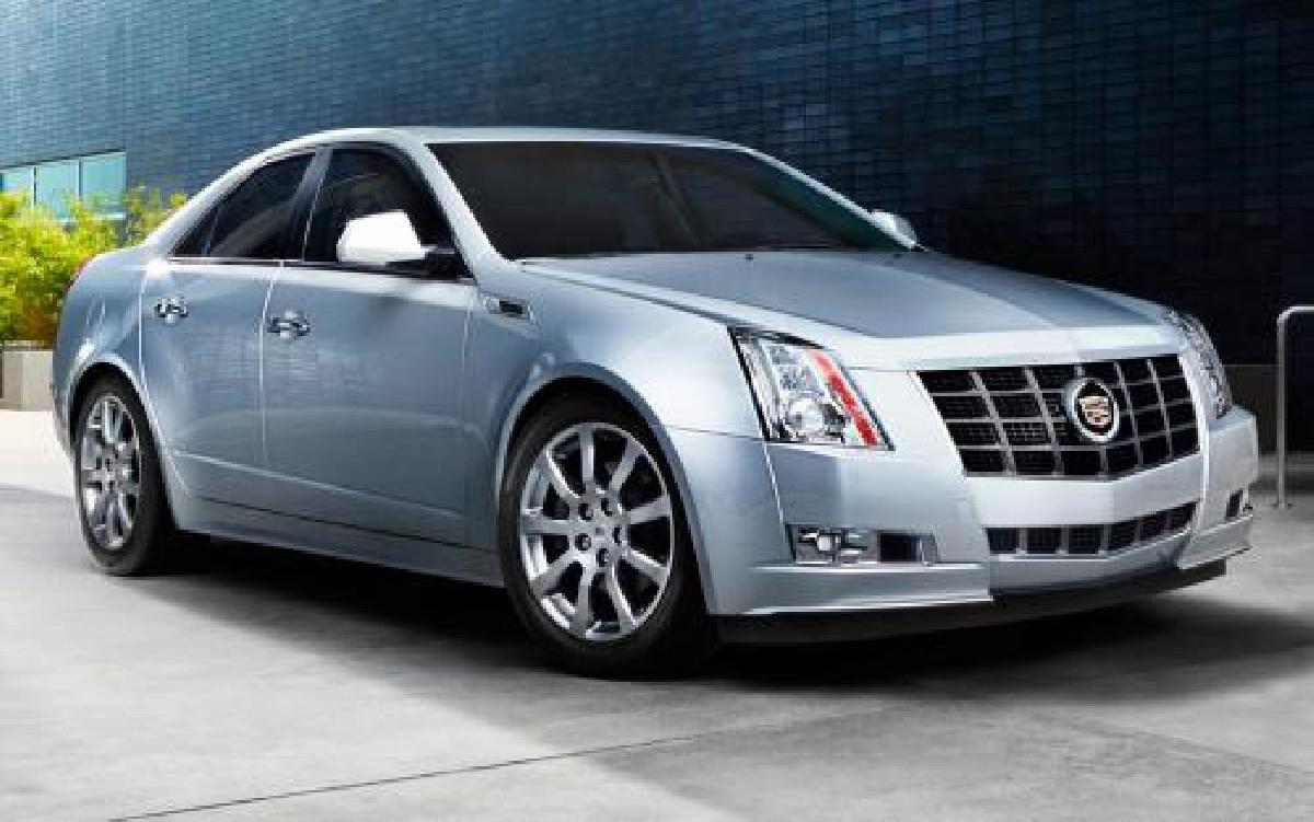 Cadillac CTS 2013 : la berline américaine de luxe par excellence