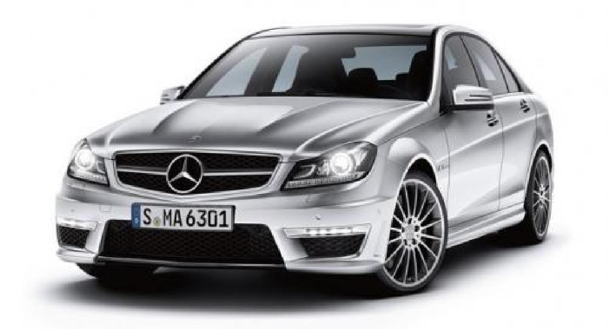 Mercedes:Benz Classe C 2013 : la rivale de taille