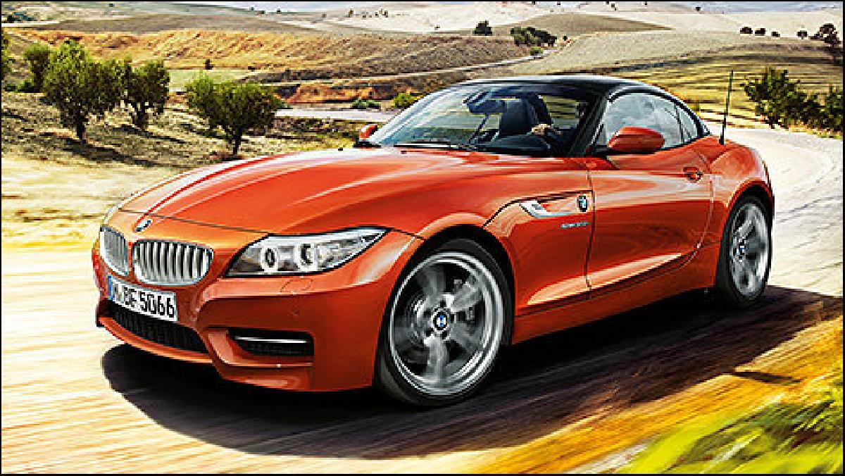 BMW, Z4, 2013