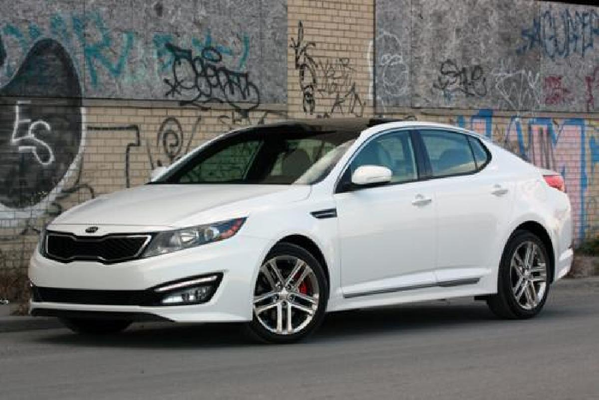 KIA OPTIMA 2013 : Un choix optimal