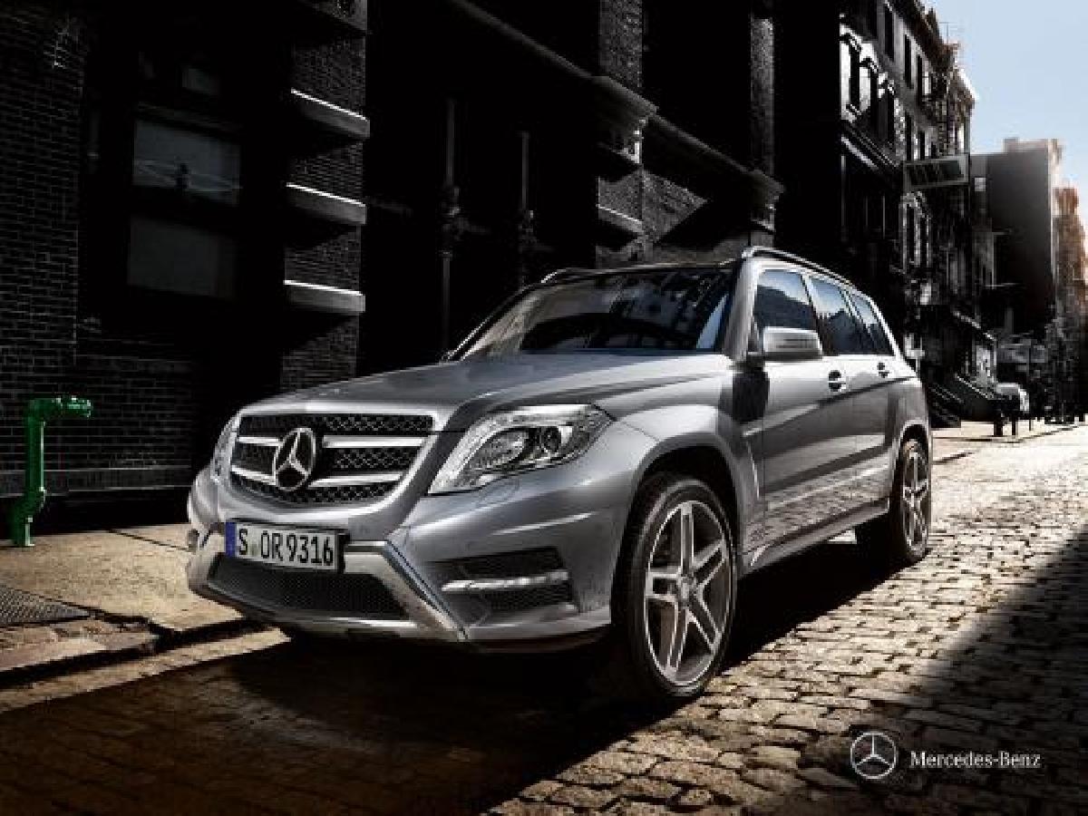 Mercedes:Benz Classe GLK 2013 : Un choix judicieux