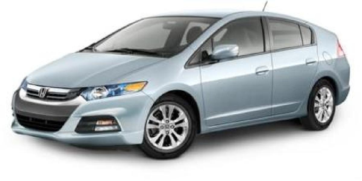 Honda Insight 2013 : la première voiture hybride de masse