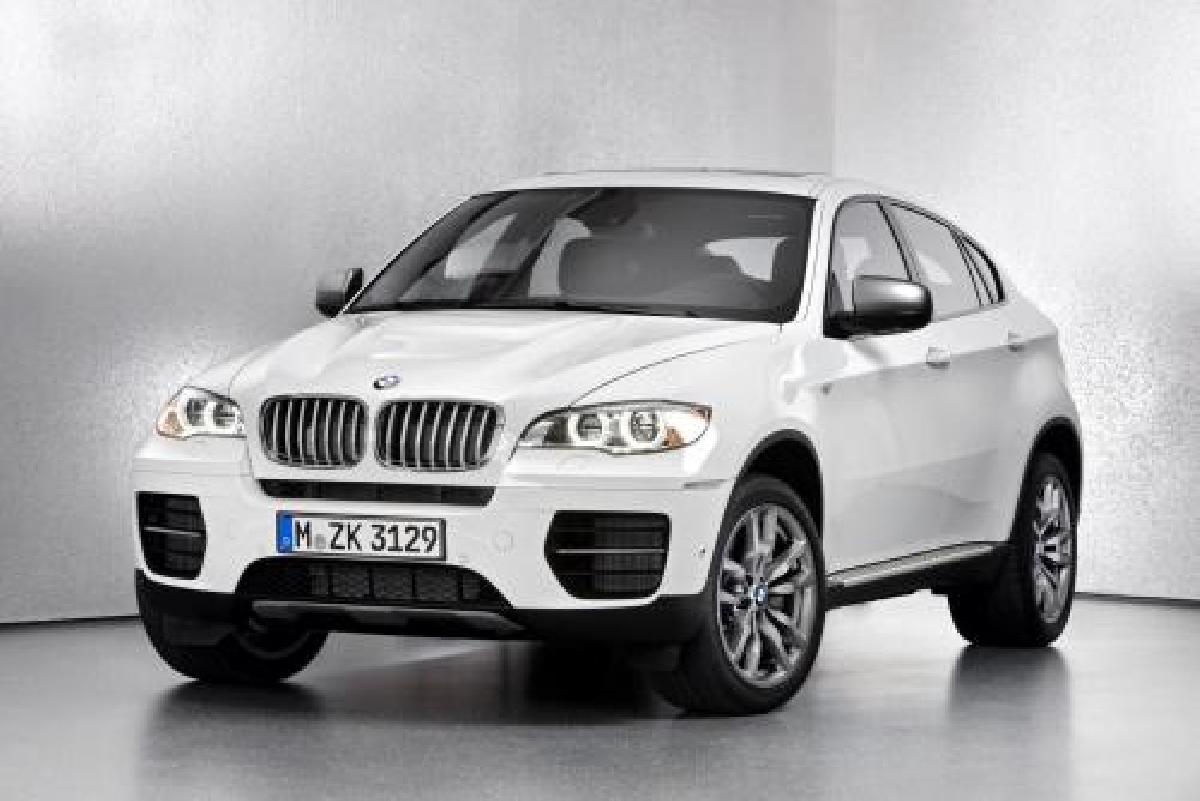 BMW X6 2013 : pour faire changement