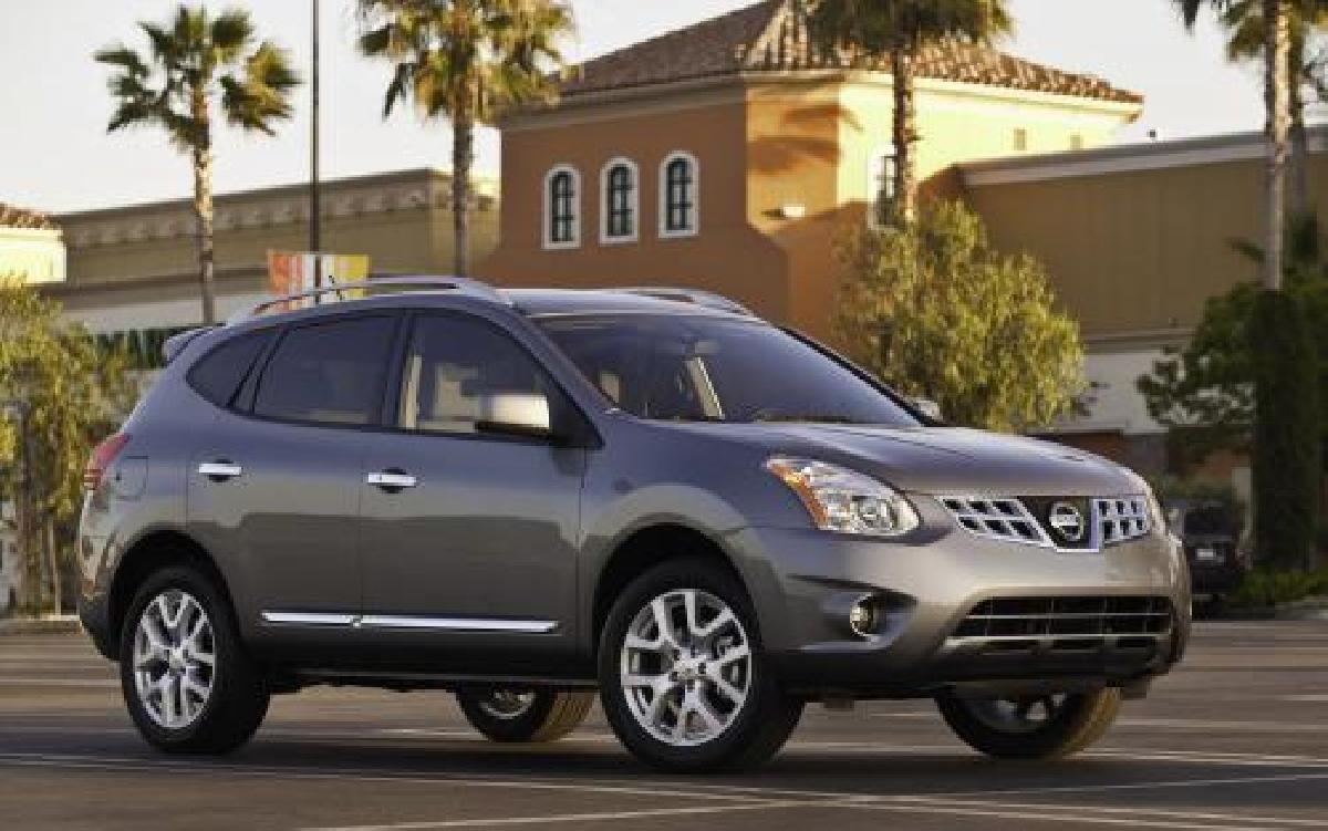 Nissan Rogue 2013 : dans la bonne moyenne