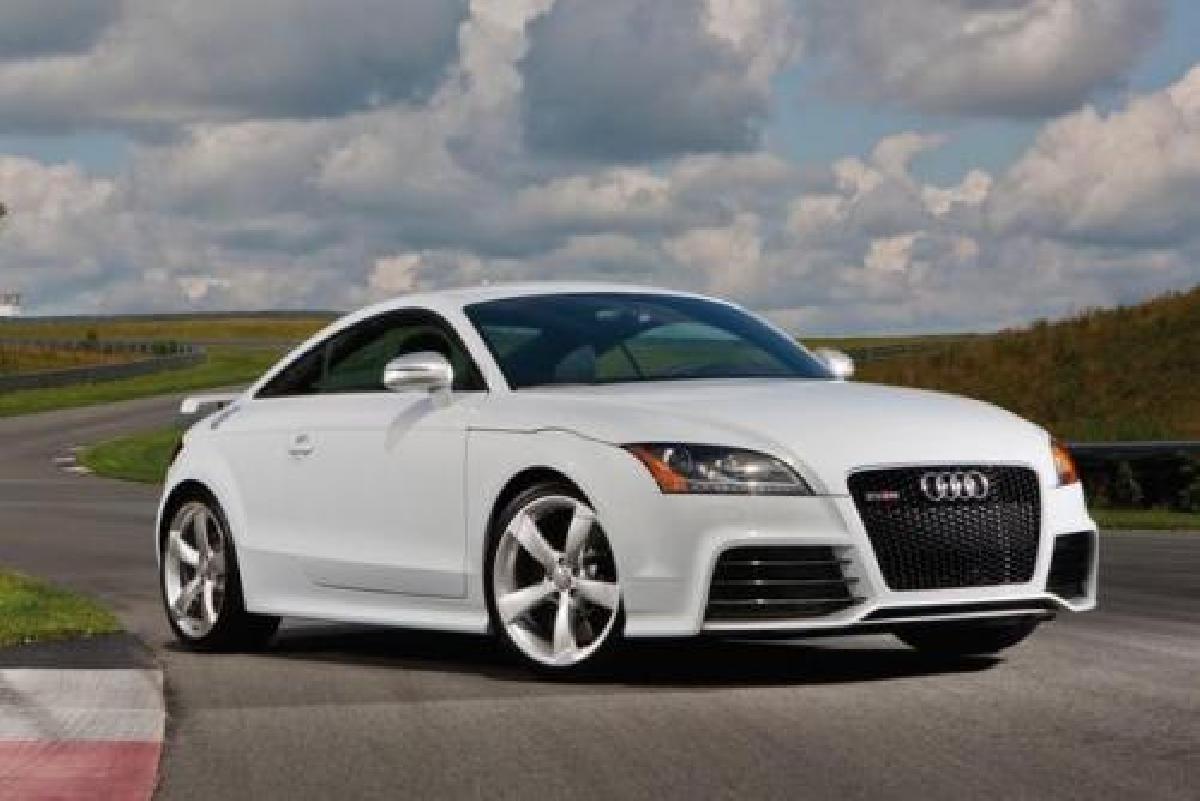 Audi, TT, 2013