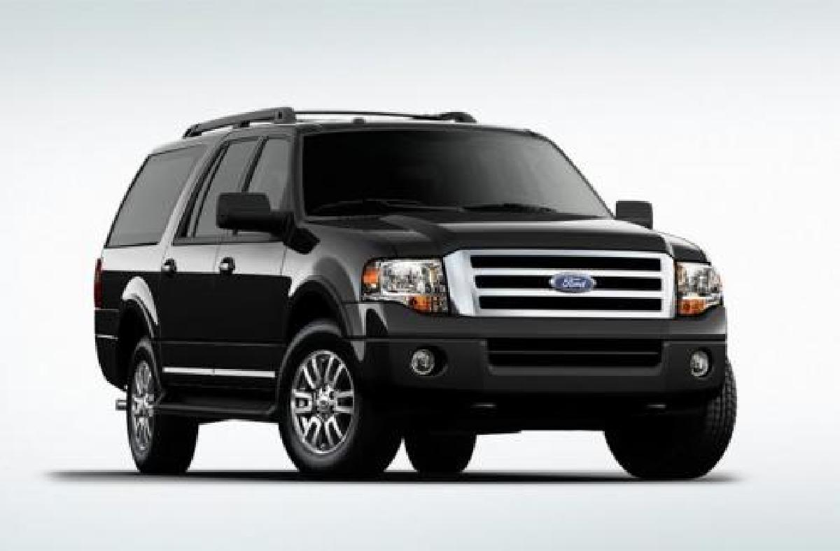 Ford, Expedition, 2013