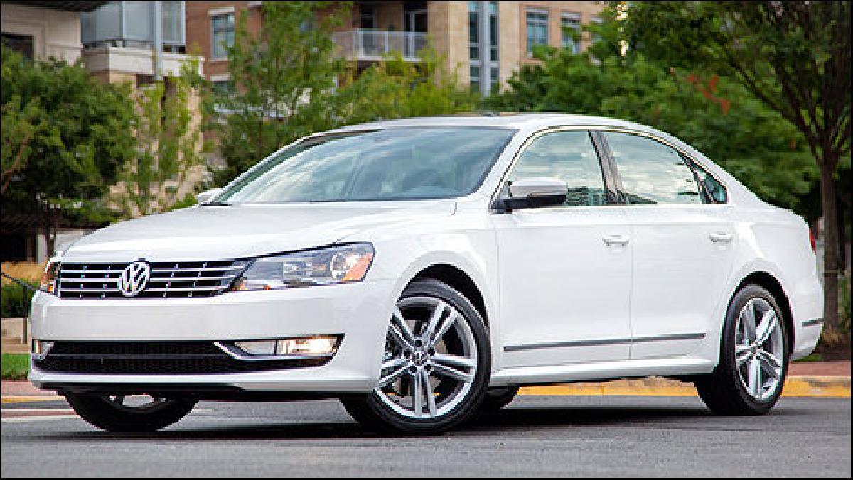 Volkswagen Passat 2013 : celle qui fracasse des records!