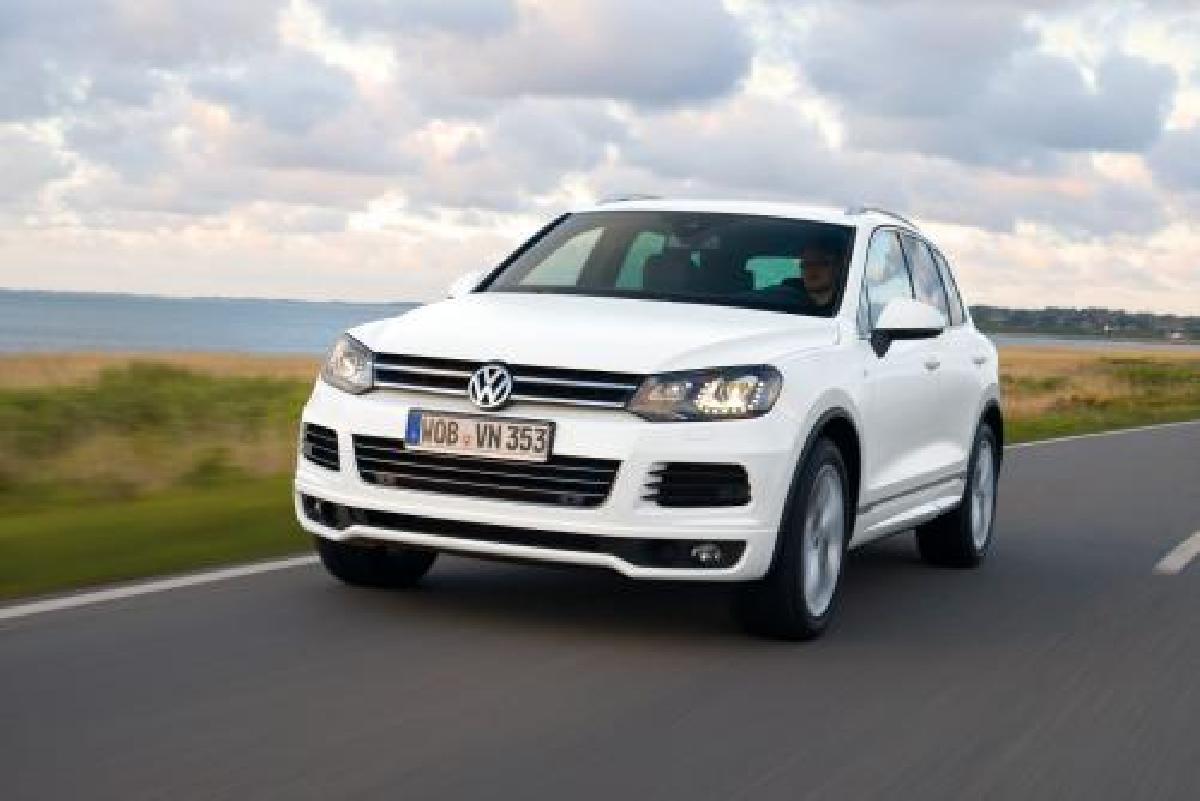 Volkswagen, Touareg, 2013