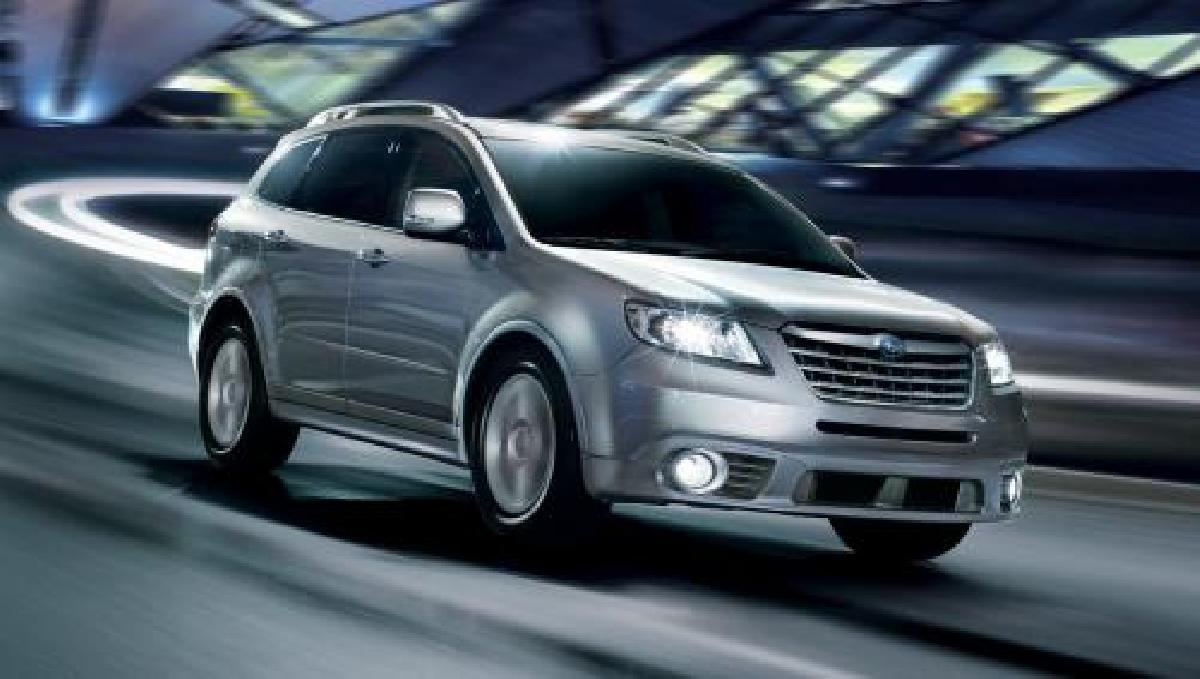 Subaru Tribeca 2013 : Un peu trop discret…