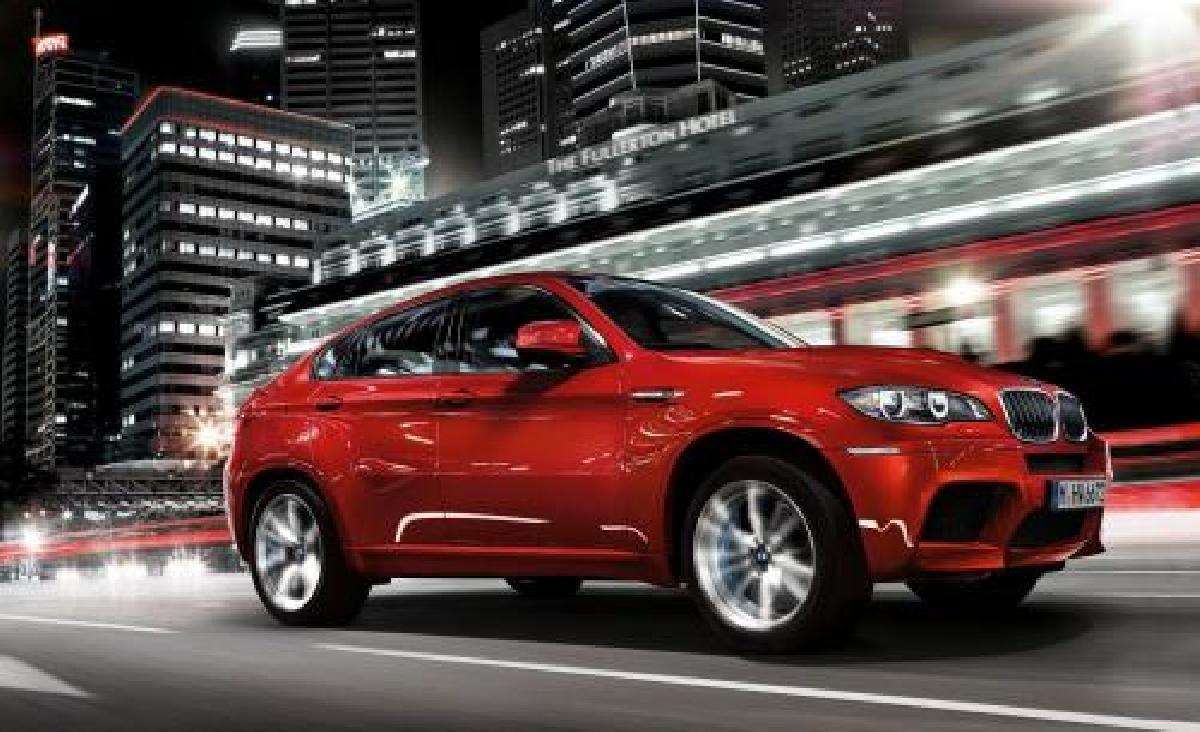 BMW, X6, 2013