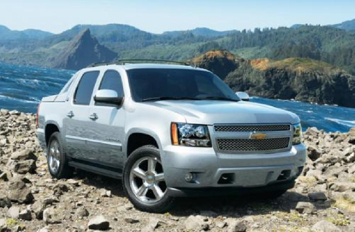 Chevrolet Avalanche 2013 : une avalanche de problèmes?