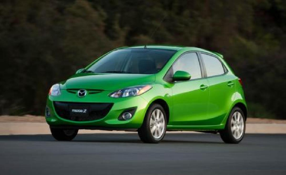 Mazda 2 2013 : l'art de séduire avec peu