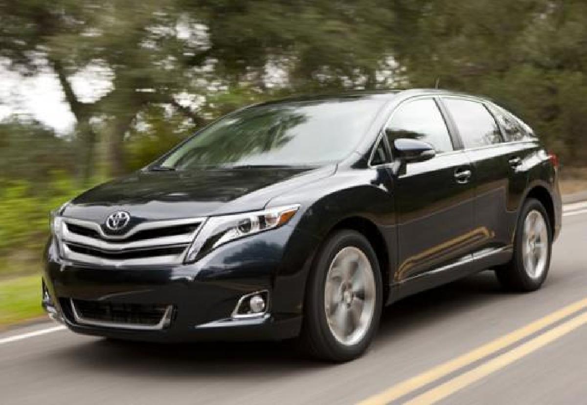 Toyota Venza 2013 : l'ère du multisegment