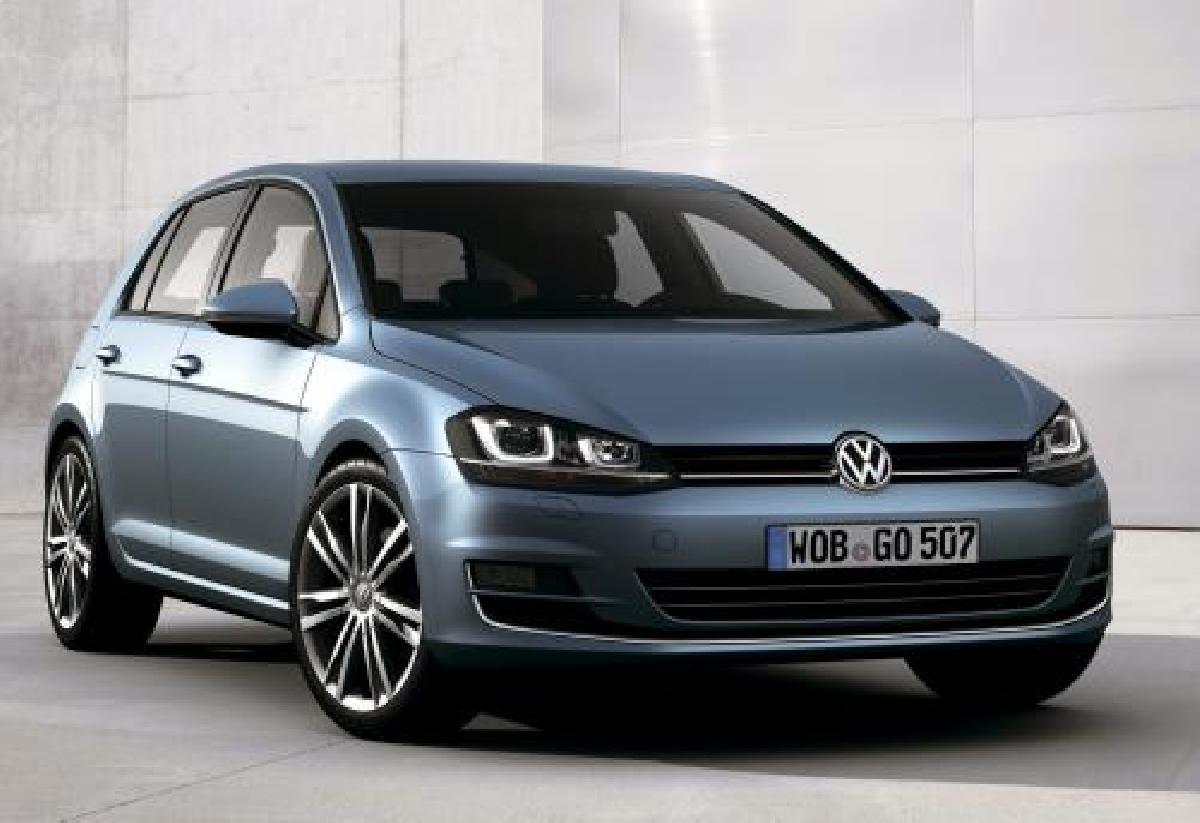 Volkswagen, Golf, 2013