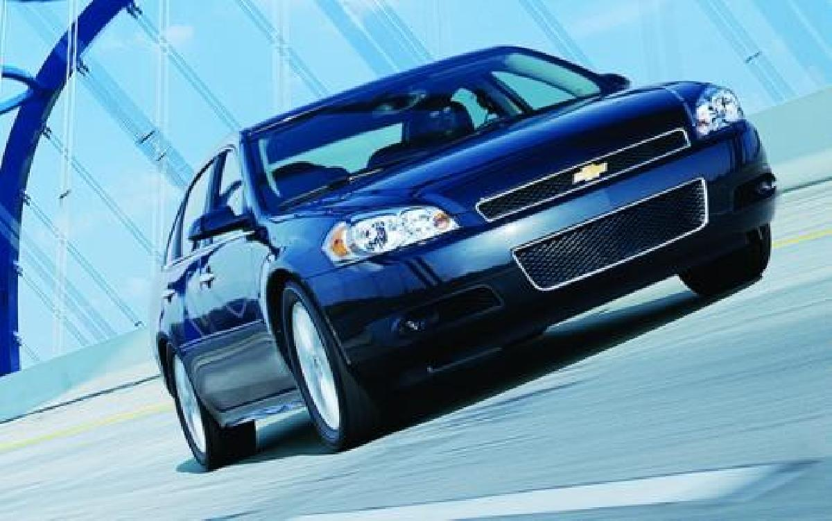 Chevrolet Impala 2013 : Taxi s'il vous plait!