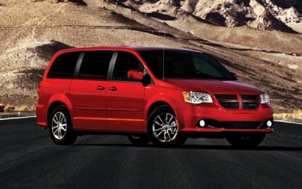 Dodge, Grand, Caravan, 2013
