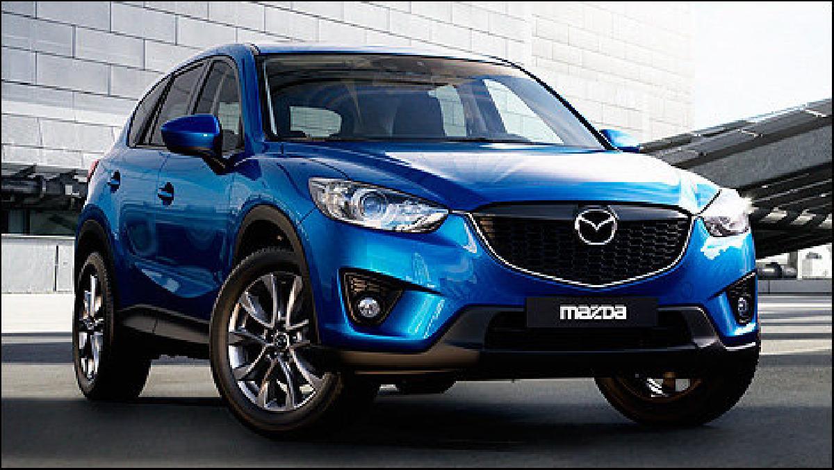 Mazda CX:5 2013 : SKYACTIV!