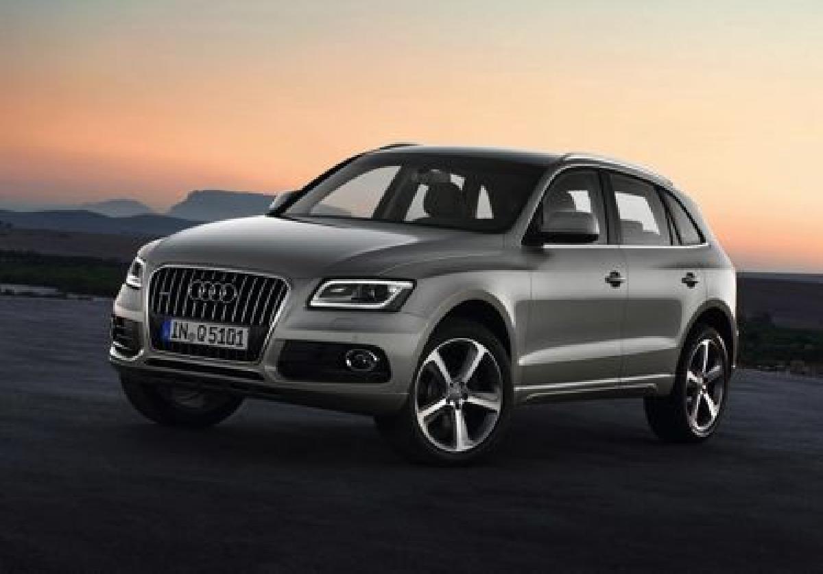 Audi Q5 2013 : la solution Quattro