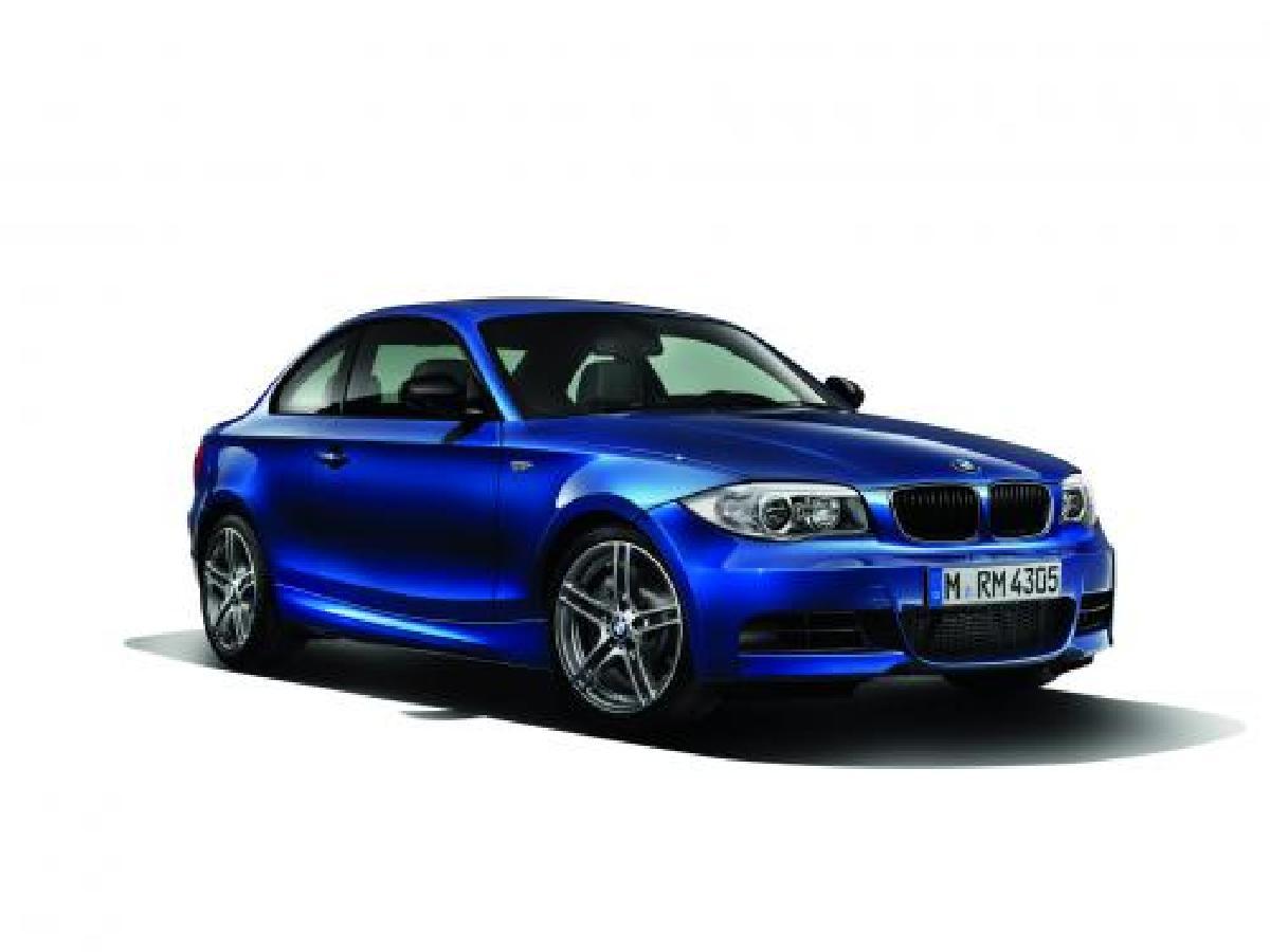 BMW, Série 1, 2013
