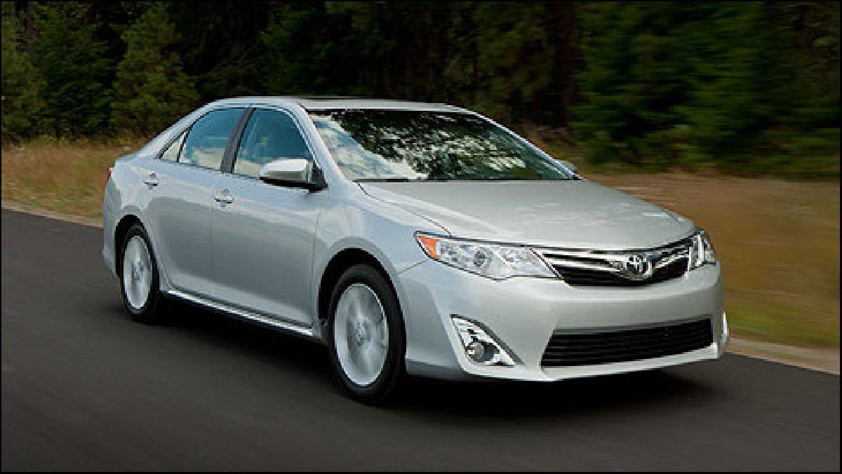 Toyota Camry 2013 : on ne se trompe pas
