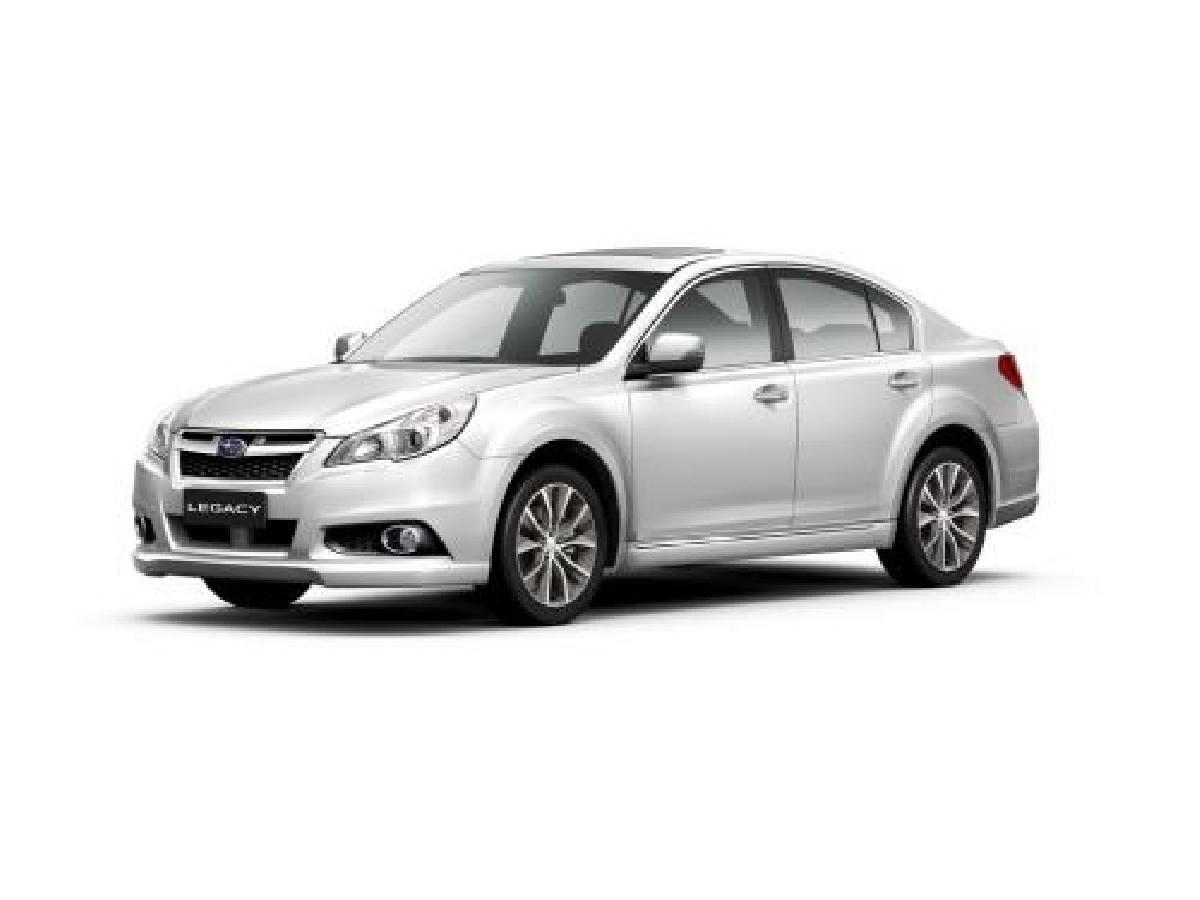 Subaru Legacy 2013 : fiabilité et polyvalence
