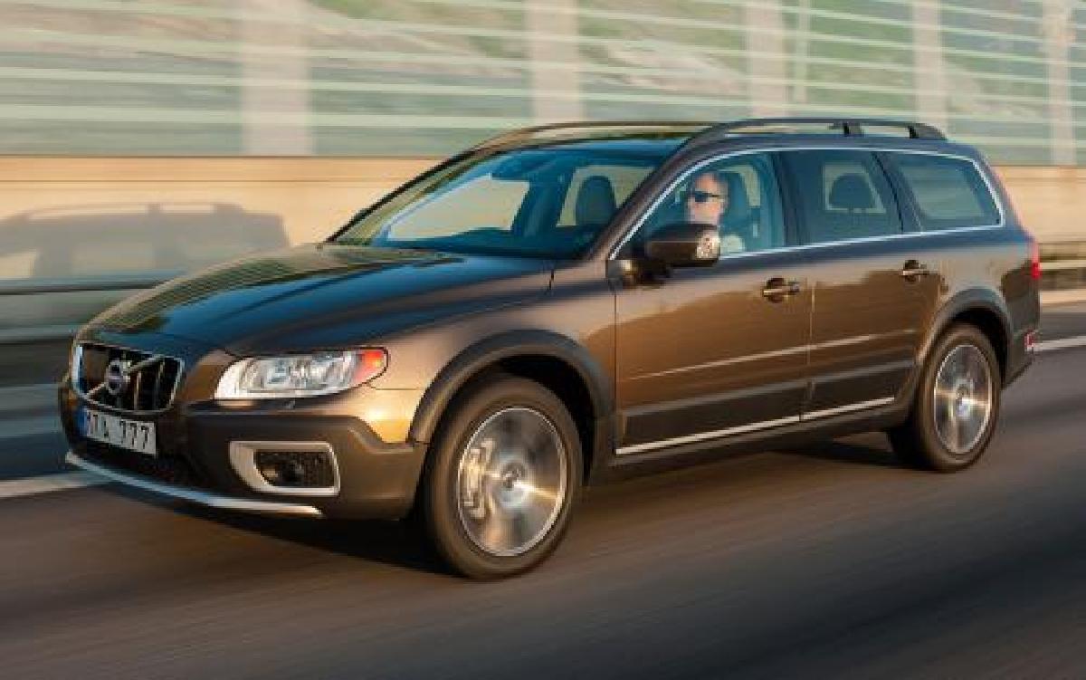 Volvo XC70 2013 : la sécurité avant tout