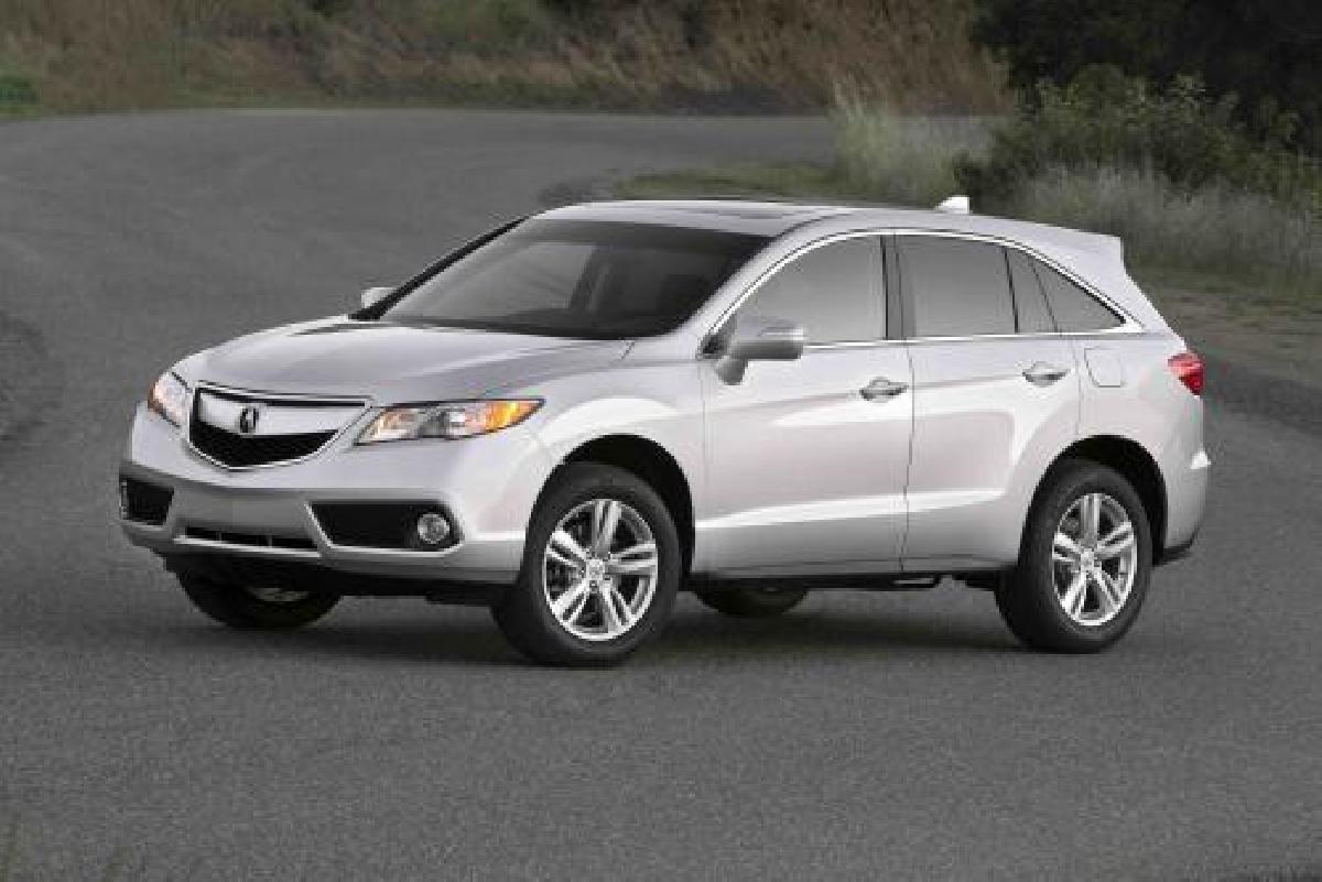 Acura RDX 2013 : Un bon début