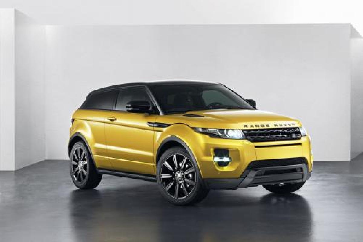 Land Rover, Range Rover, Evoque, 2013