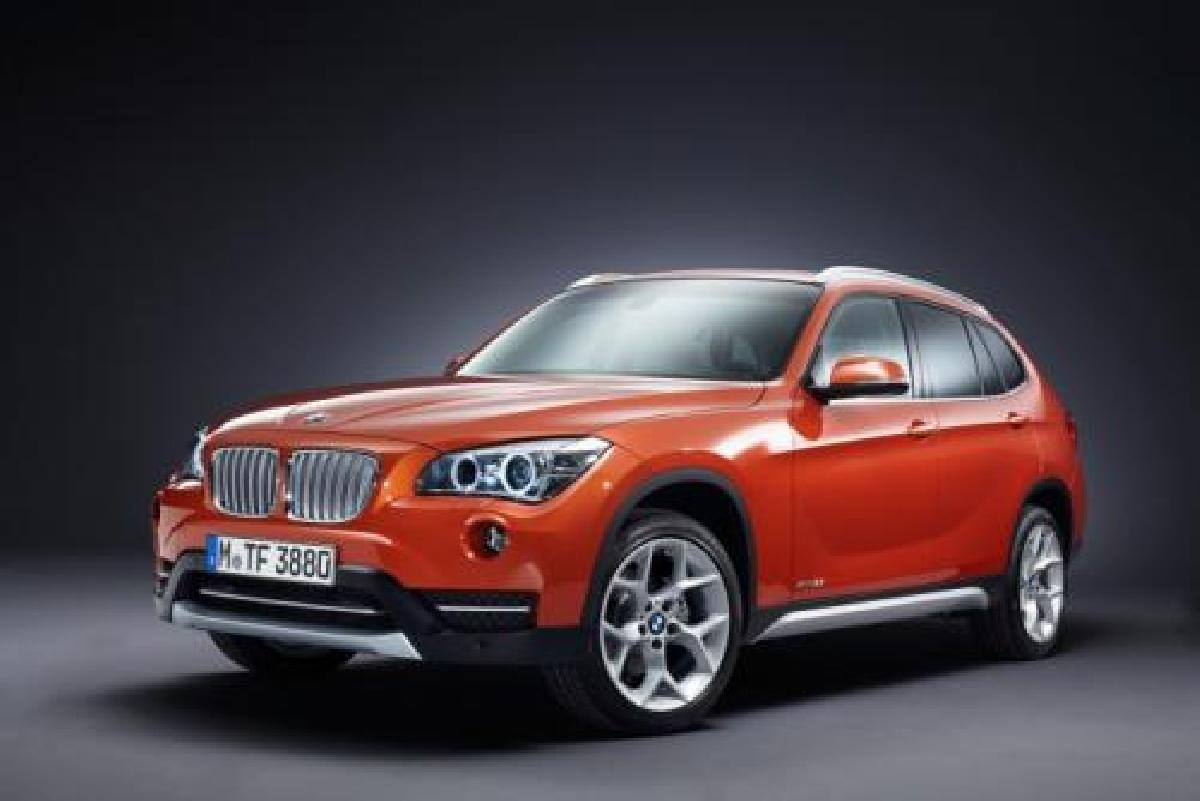 BMW, X1, 2013