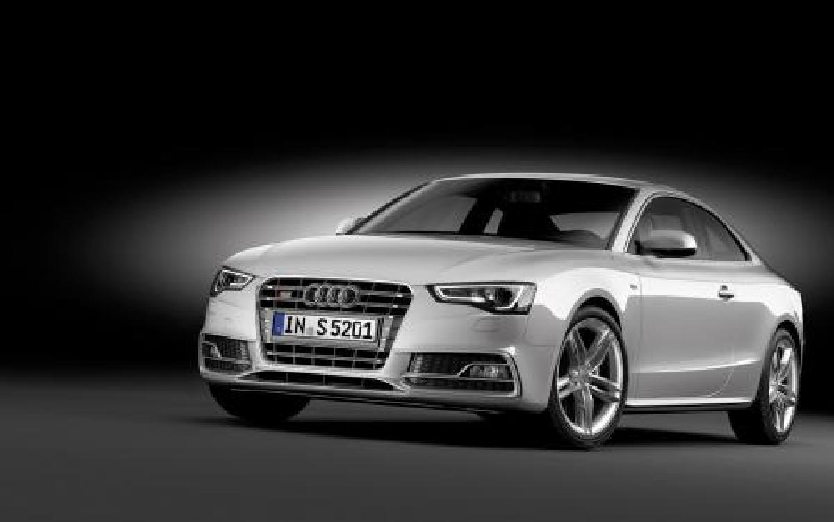 Audi, A5, 2013