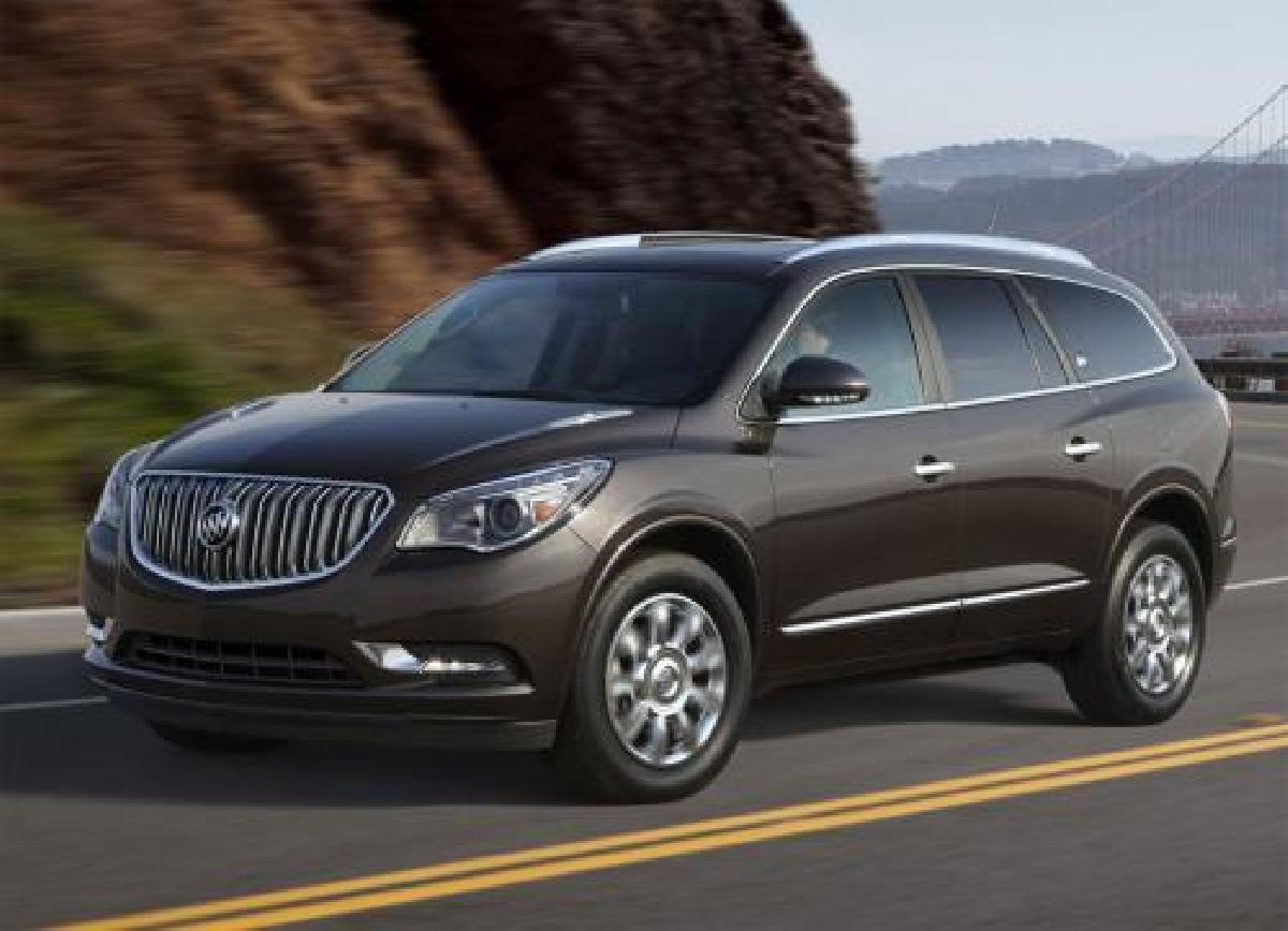Buick Enclave 2013 : le premier de classe