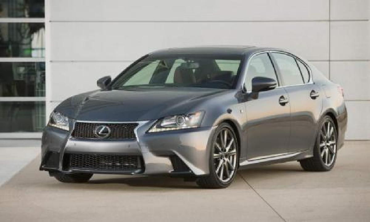 Lexus, GS, 2013