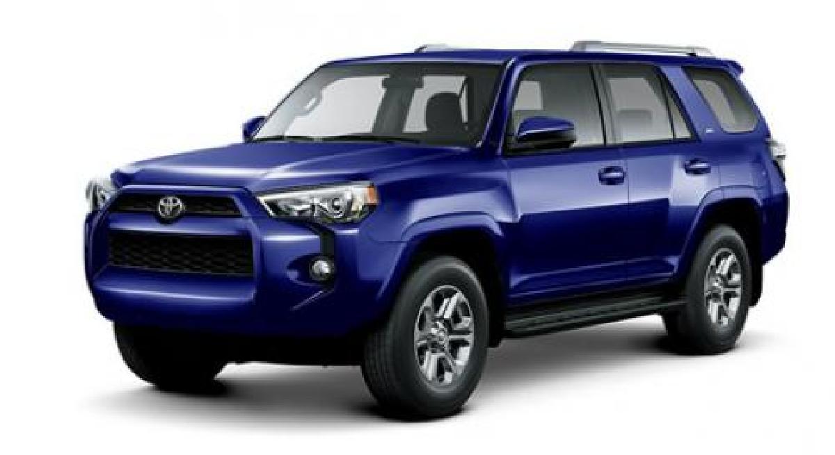 Toyota 4Runner 2013 : 4Runner 4ever
