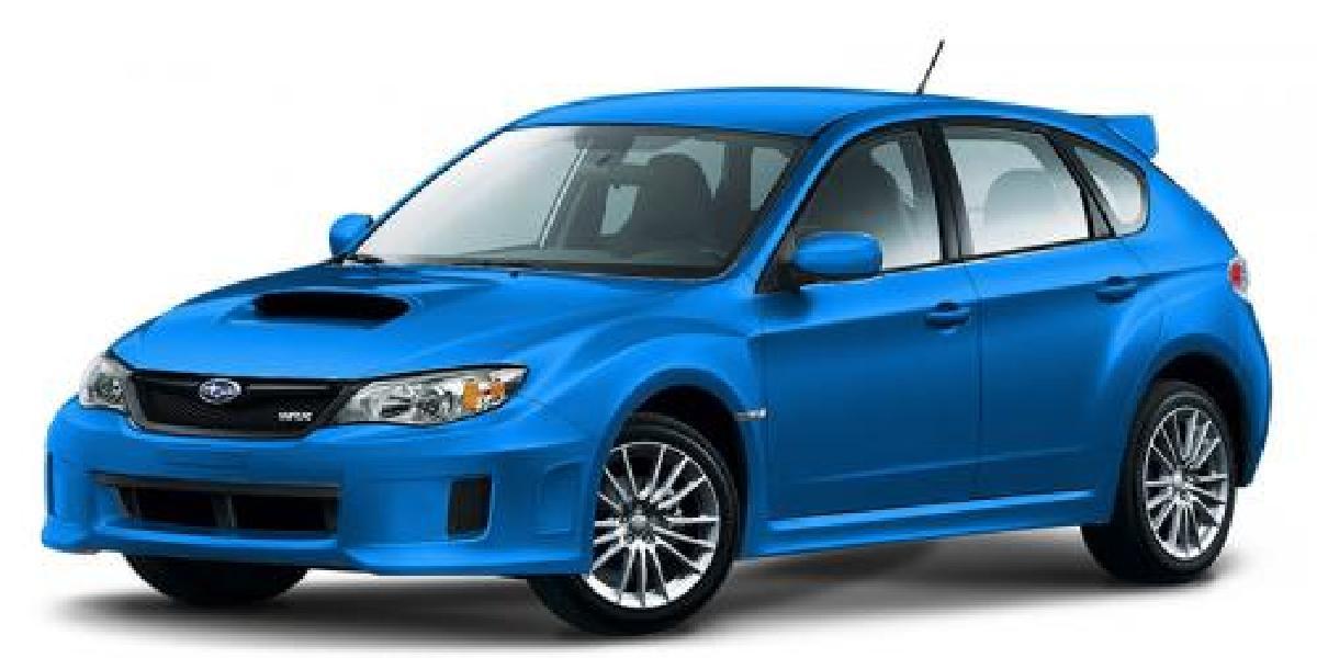 Subaru, WRX, 2013