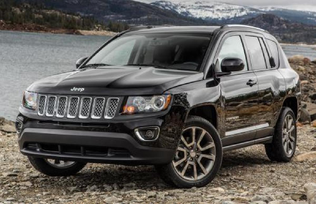 Jeep Compass 2013 : un peu de compassion!