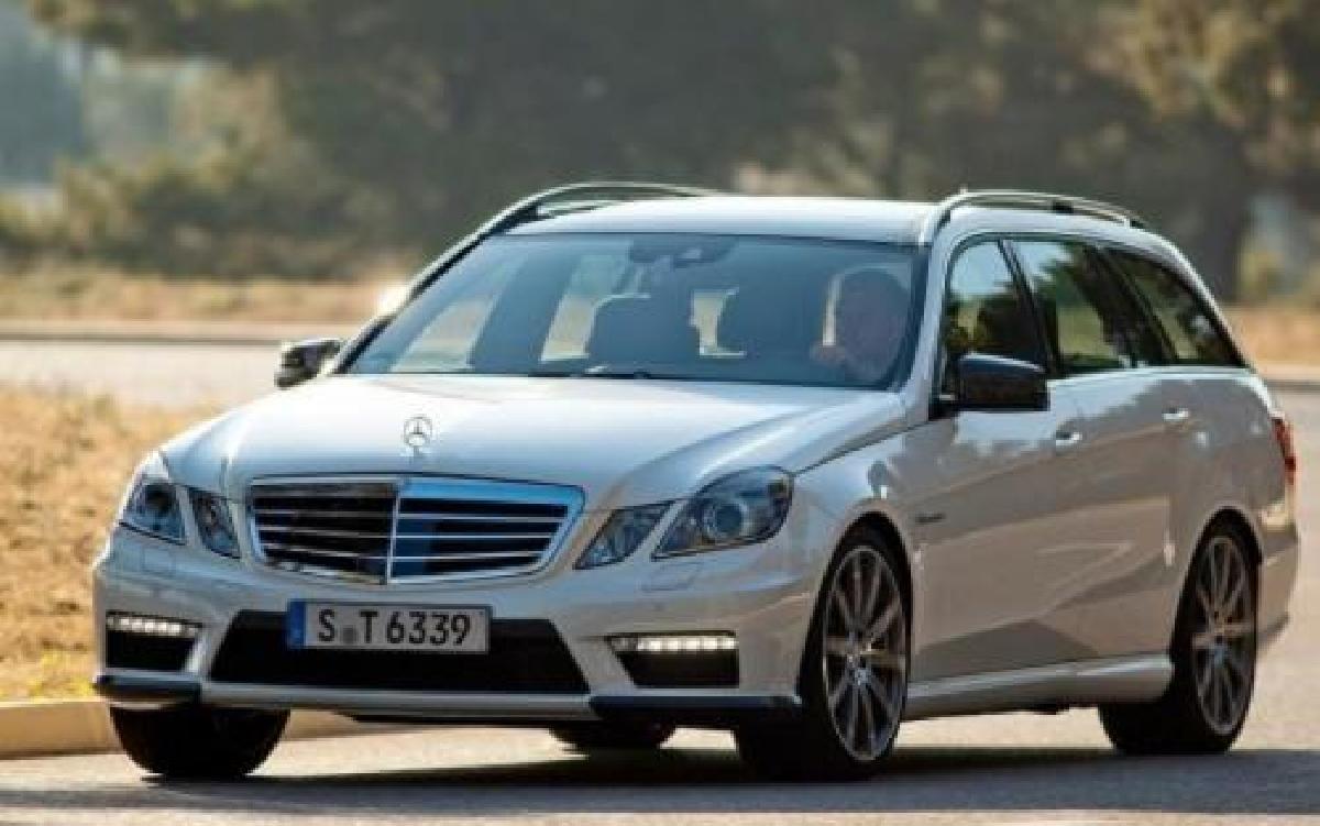 Mercedes:Benz Classe E. 2013 : Pour fêter l'occasion