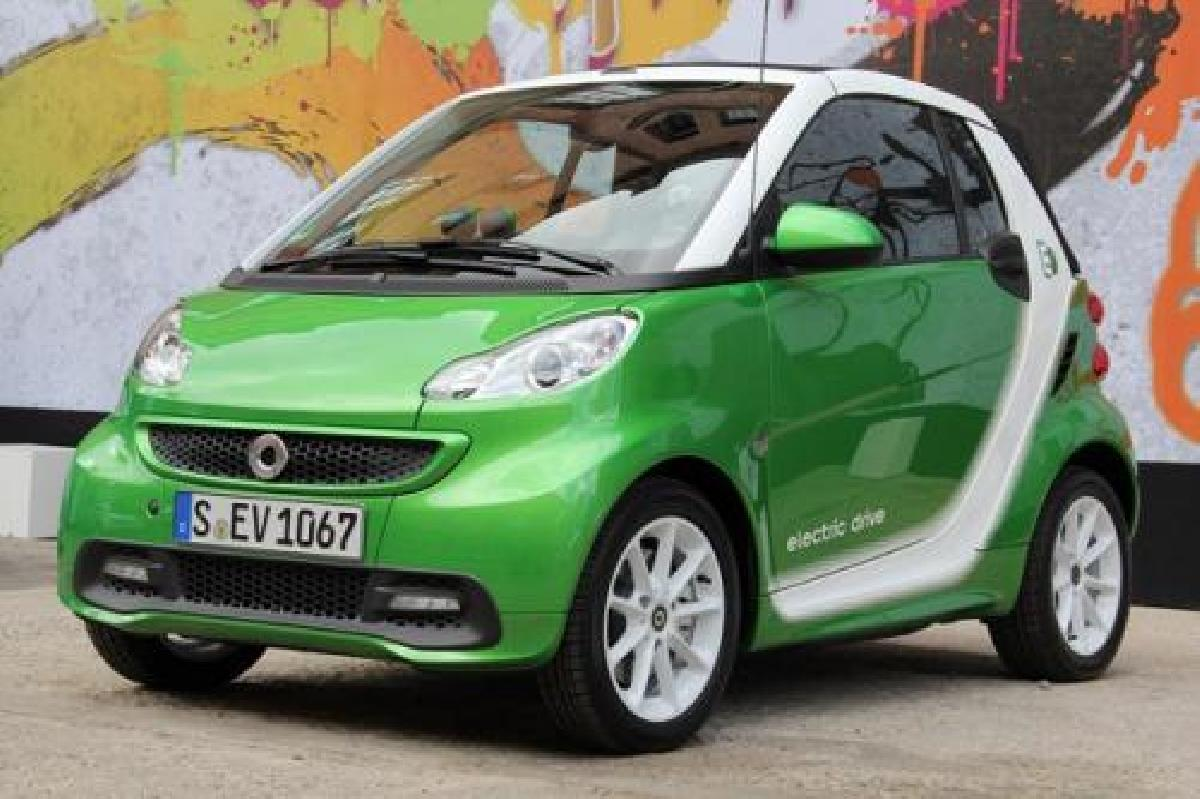 Smart, Fortwo, 2013