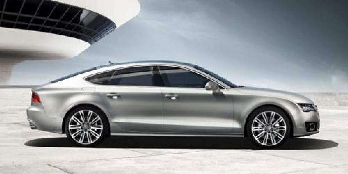 Audi A7 2013 : la belle et la belle