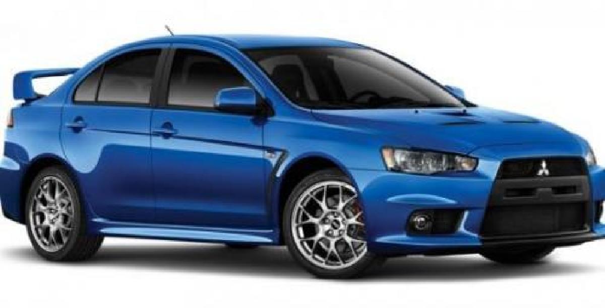 Mitsubishi Lancer 2013 : De Rapide et Dangereux à la réalité