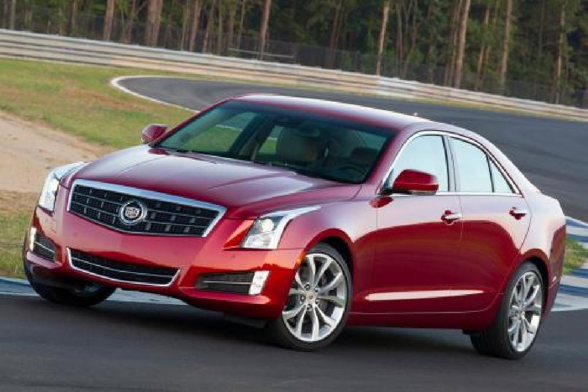 Cadillac ATS 2013 : Une première année de succès