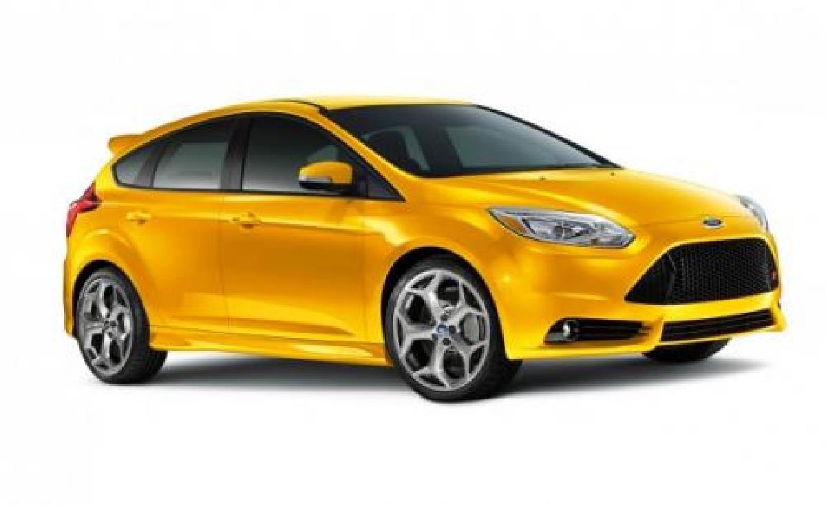 Ford, Focus, 2013