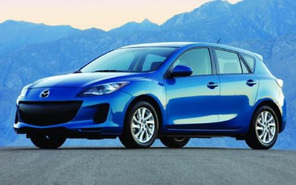 Mazda, Mazda3, 3, 2013