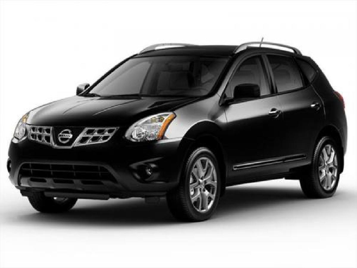 Nissan, Rogue, 2014