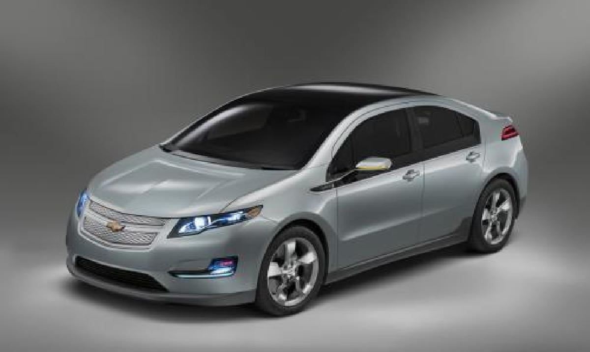 Chevrolet Volt 2014 :  Il y a de l'électricité dans l'air
