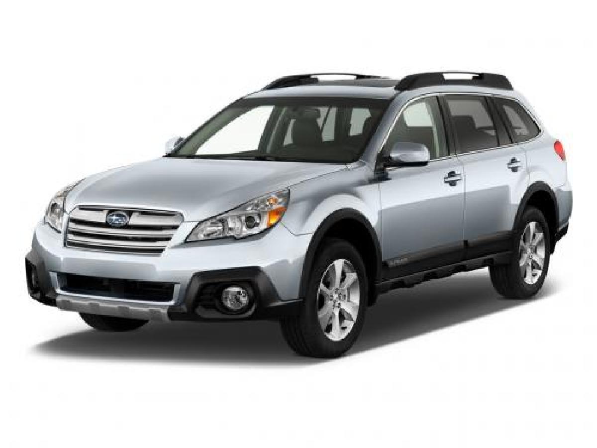 Subaru Outback 2014 : ne jamais abandonner